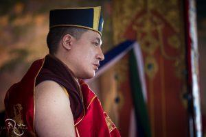 Kagyü Mönlam mit Karmapa