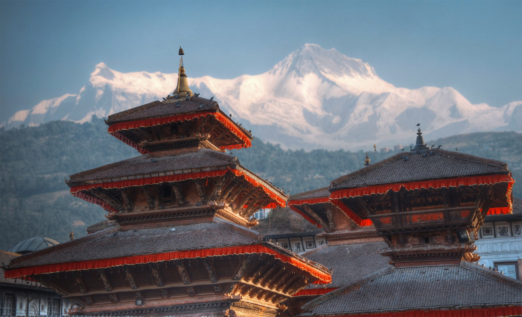 Ancient City of Patan in the Kathmandu Valley, Nepal