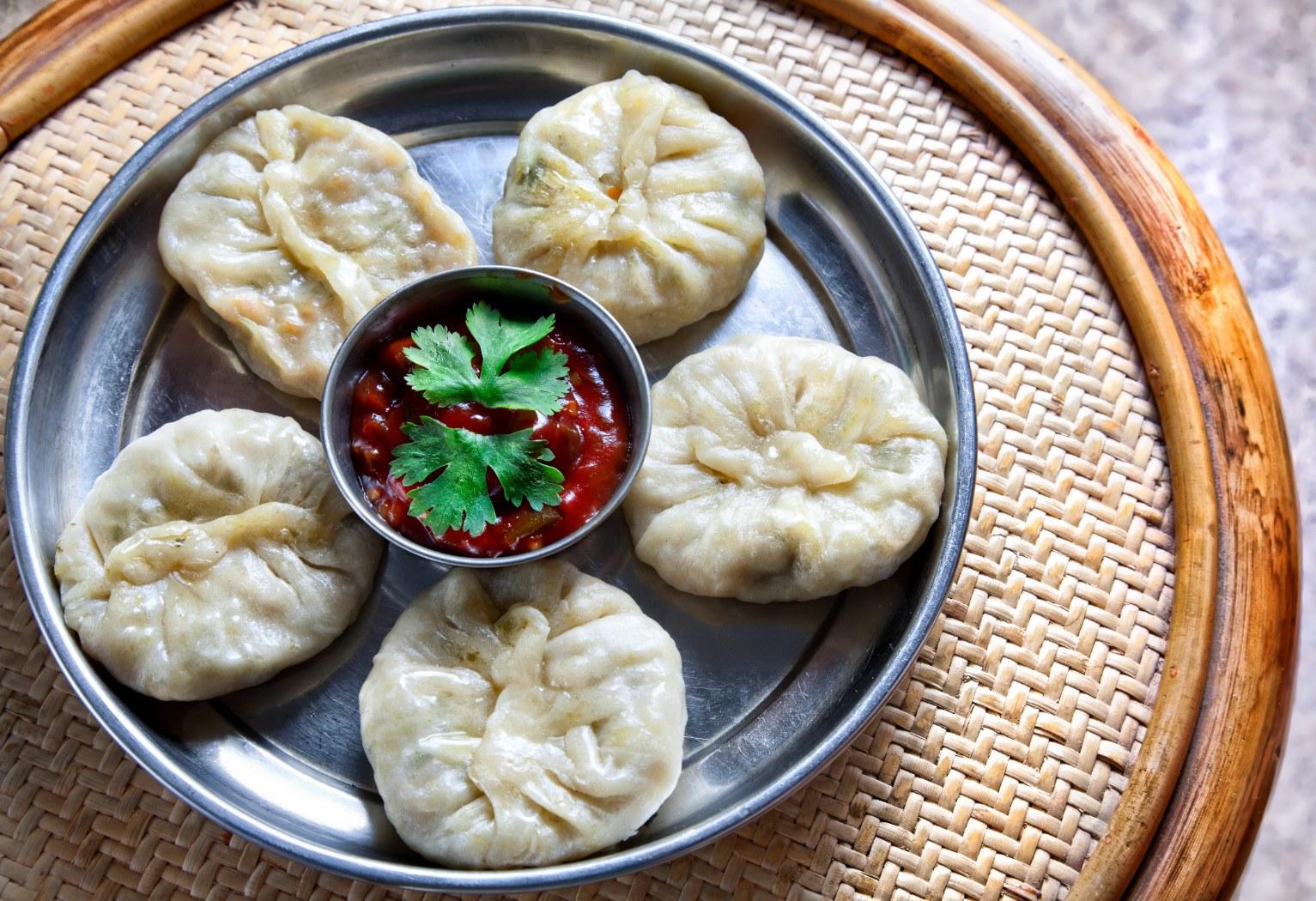 Traditionelle tibetische Küche